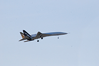 UW AA Capston Design Supersonic Quiet Configuration UAV - 2010