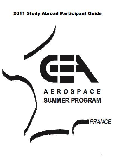 Summer Aerospace Program