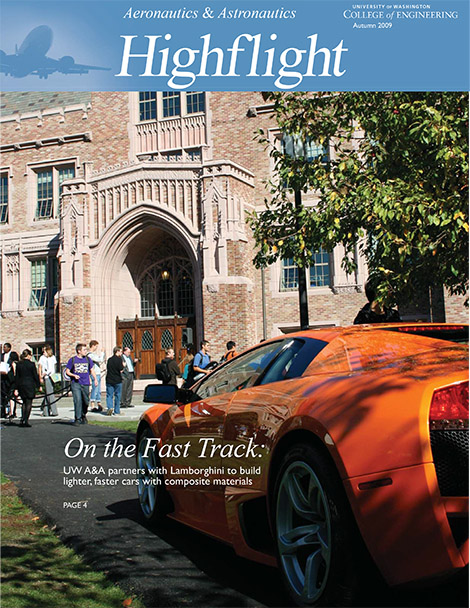 Autumn 2009 cover
