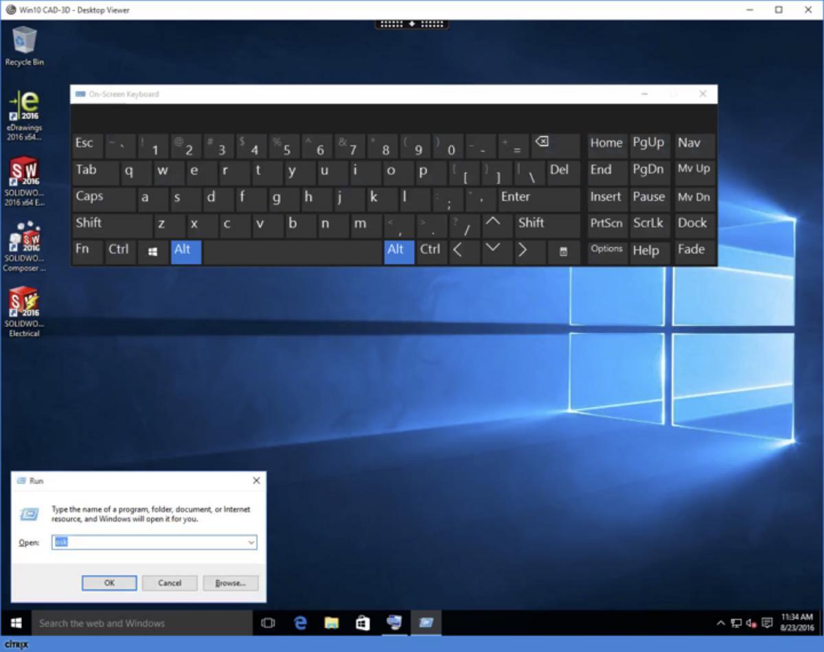 ctrl alt del mac pc keyboard