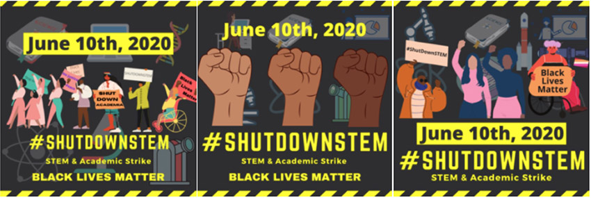 Shut down stem June 10, 2020