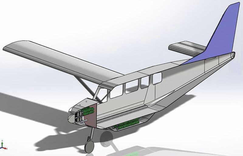 airvan cross section