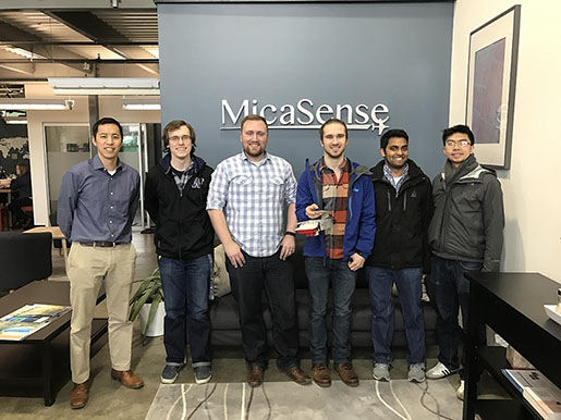 MicaSense team, links to a larger image