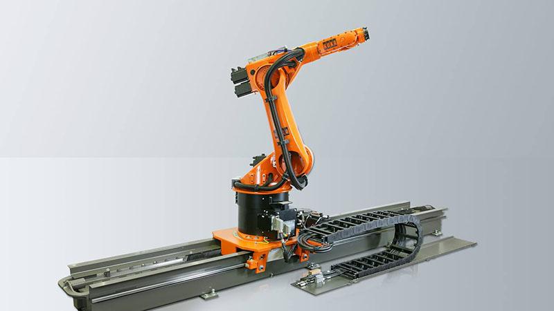 Rocketin Robotic Bracket Installation Aeronautics