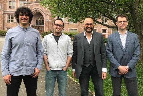 members of the RAIN lab